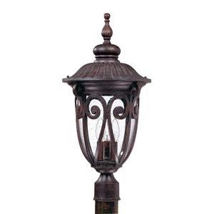 Corniche Large Outdoor Post Mounted Lantern