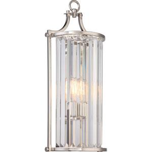 Krys Polished Nickel Two-Light Vanity