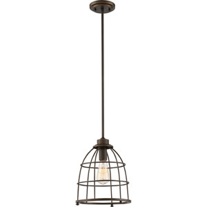Maxx Mahogany Bronze One-Light Large Pendant