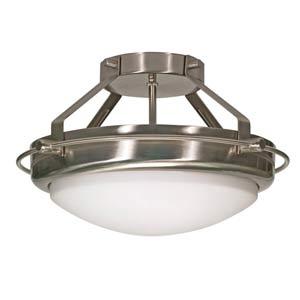 Polaris Semi-Flush Ceiling Light