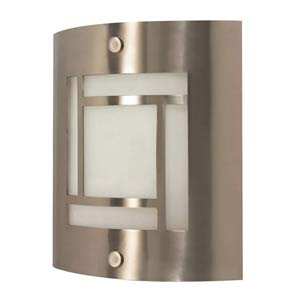 Brushed Nickel Energy Star Sconce