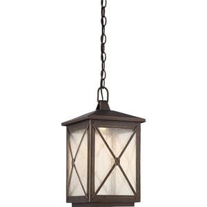 Roxton Umber Bay LED Outdoor Hanging Lantern