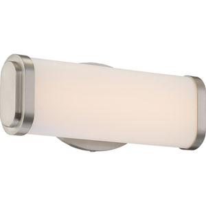 Pace Brushed Nickel Single LED Vanity