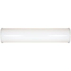 Crispo White 25-Inch LED Vanity