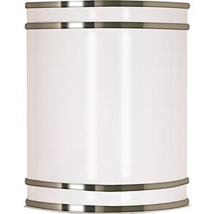 Glamour Brushed Nickel 9-Inch LED Vanity