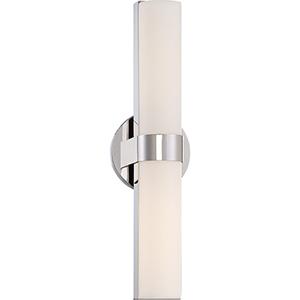 Bond Polished Nickel 18-Inch LED Vanity