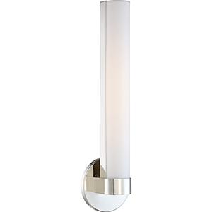Bond Polished Nickel 20-Inch LED Vanity