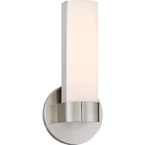 Bond Brushed Nickel 10-Inch LED Vanity