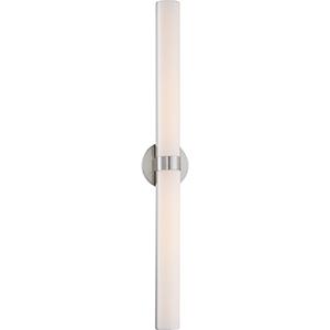 Bond Brushed Nickel 37-Inch LED Vanity