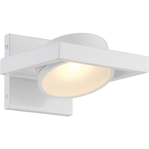 Hawk White LED Vanity