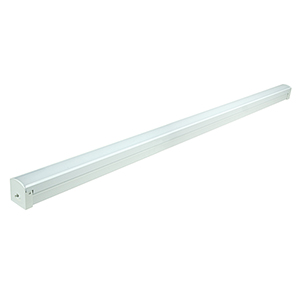 White 4- Ft. Energy Star LED Connectable Strip Light