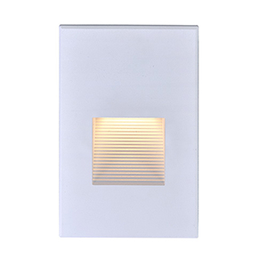 White LED Outdoor Step Light