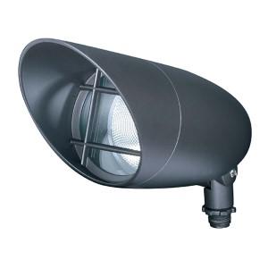 Dark Bronze One-Light Outdoor PAR30 Flood Light