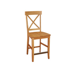 Nantucket Natural Counter Stool