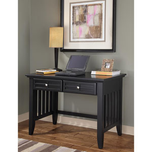 Arts and Crafts Black Student Desk