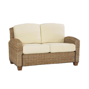 Cabana Banana Honey Loveseat