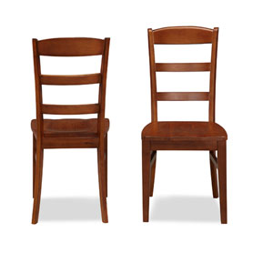 Aspen Ladder Back Dining Chairs