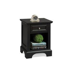 Bedford Black Night Stand