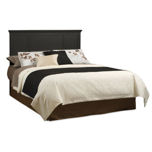Bedford Black 52-Inch King Headboard