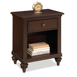 Bermuda Espresso Night Stand