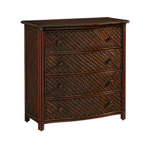 Marco Island Cinnamon Drawer Chest