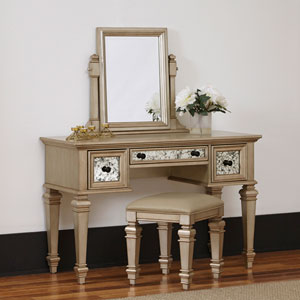 Visions Vanity and Bench