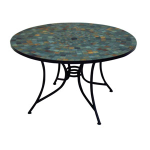 Stone Harbor 51-Inch Round Dining Table