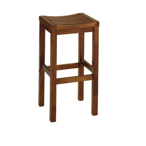 Oak 29-Inch Bar Stool
