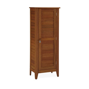 Montego Bay Eucalyptus One Door Multi-Purpose Storage Cabinet