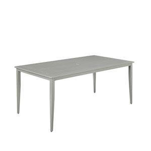 South Beach Rectangular Outdoor Dining Table