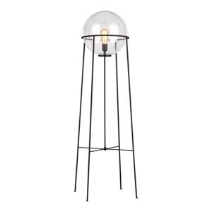 Atlas Aged Iron LED Floor Lamp