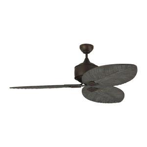 Shop 36 inch tropical ceiling fan bellacor delray roman bronze 56 inch outdoor ceiling fan aloadofball Images