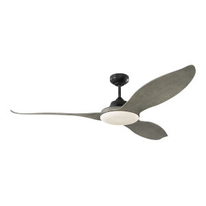Stockton Aged Pewter 60-Inch LED Ceiling Fan