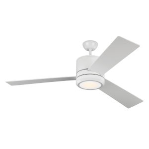 Vision Max Matte White 56-Inch LED Ceiling Fan