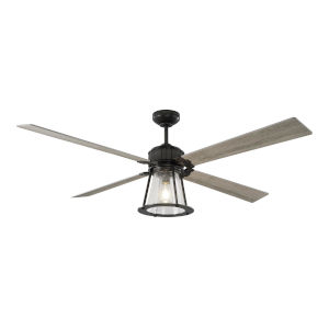 Rockland Aged Pewter 60-Inch Ceiling Fan
