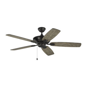 Colony Max Aged Pewter 52-Inch Ceiling Fan