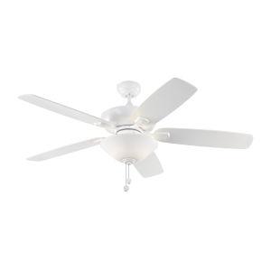 Colony Max Plus Matte White 52-Inch Ceiling Fan
