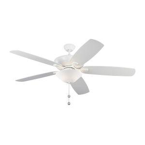 Colony Super Max Plus Matte White 60-Inch Ceiling Fan