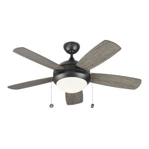 Discus Aged Pewter 44-Inch LED Ceiling Fan
