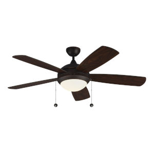 Discus Roman Bronze 52-Inch LED Ceiling Fan