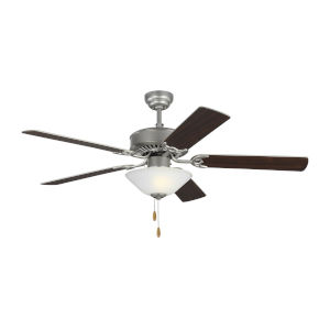 Haven II Brushed Pewter 52-Inch LED Ceiling Fan