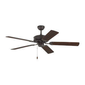 Haven Bronze 52-Inch Ceiling Fan