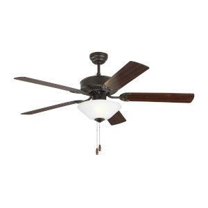 Haven II Bronze 52-Inch LED Ceiling Fan