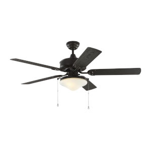 Haven Bronze 52-Inch LED Outdoor Ceiling Fan