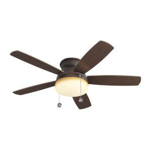 Traverse Roman Bronze 52-Inch Ceiling Fan