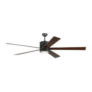 Vision Oil Rubbed Bronze 72-Inch LED Ceiling Fan