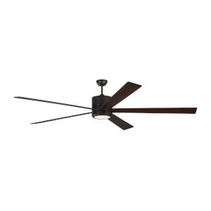 Vision Oil Rubbed Bronze 84-Inch LED Ceiling Fan