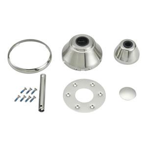 Maverick Polished Nickel Custom Finish Kit