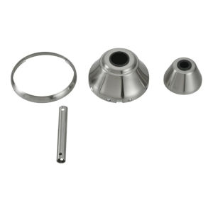 Maverick Brushed Steel Custom Finish Kit