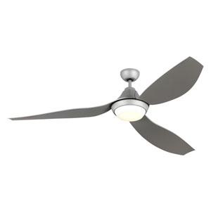 Avvo Max Grey 64-Inch LED Ceiling Fan